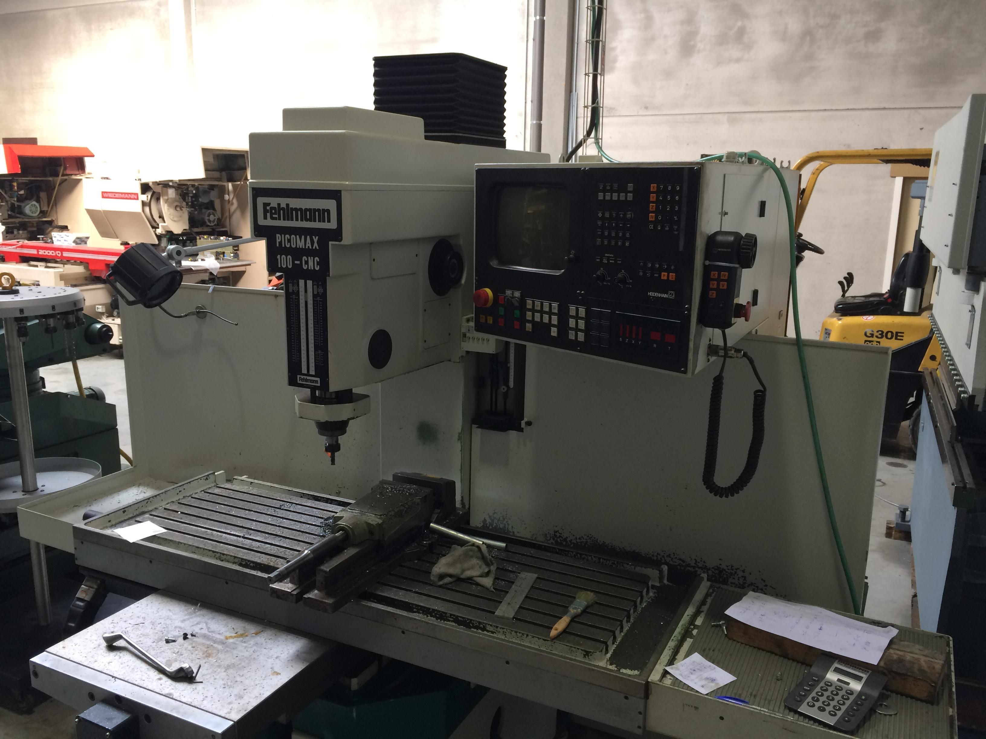 Fehlmann P100 CNC