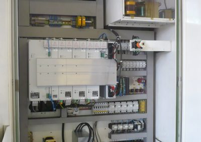New electrical control
