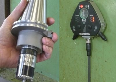 Touch probe Heidenhain TS460